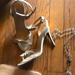 Classic, Sophisticated Nude Sandals